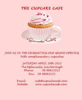cupcake business flyers elita aisushi co
